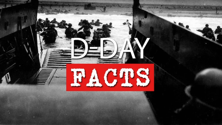 D-Day 75 Facts