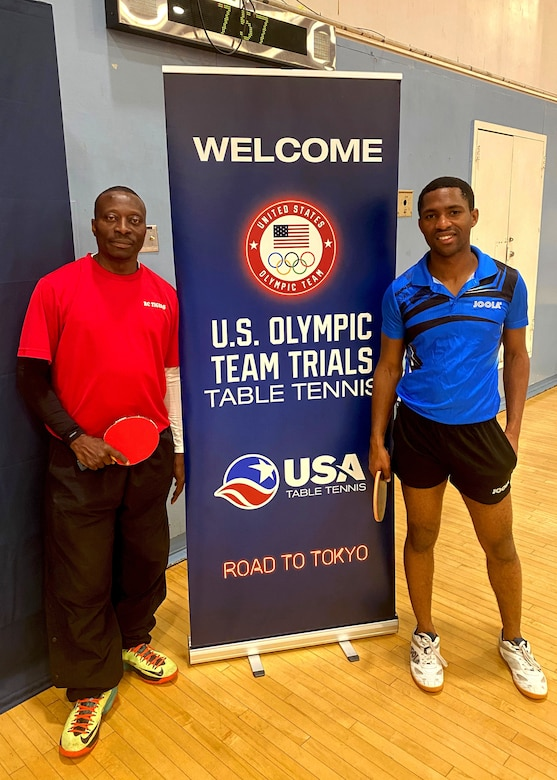 Space and Missile Systems Center engineer, Army Reserve Soldier competes in Olympic trials