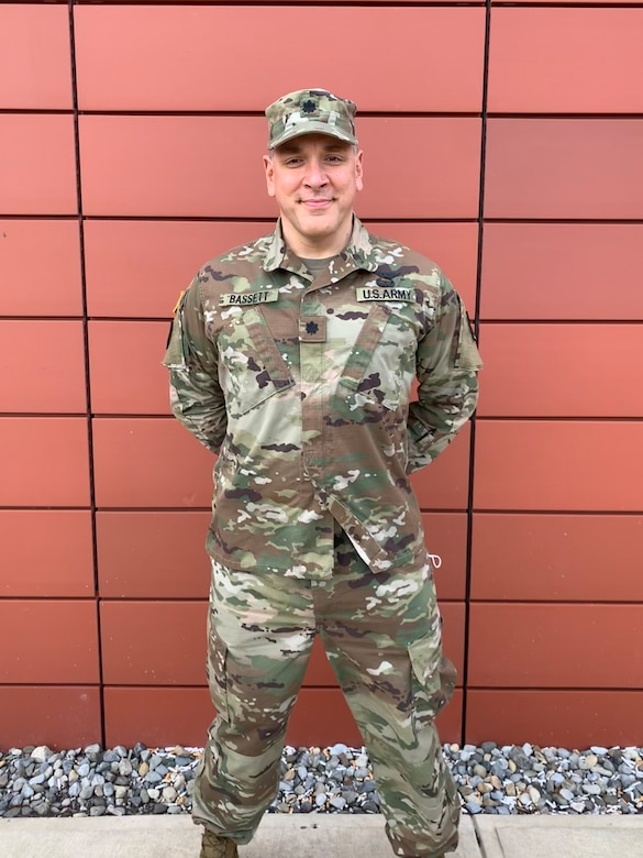 Media, Pa., physician serves on the front lines of military COVID-19 response