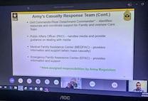CARE Team Briefing