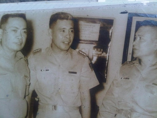 Soldier Honors and Continues her Grandfather's Legacy