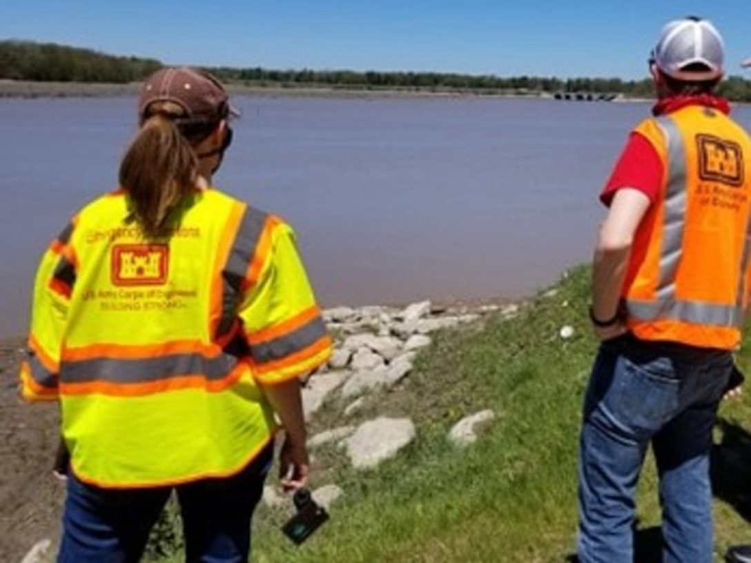 After a request by the State of Michigan, the U.S. Army Corps of Engineers, Detroit District has assembled and deployed teams completing site assessments and evaluating dams impacted by severe weather.