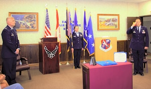 EADS Change of Command