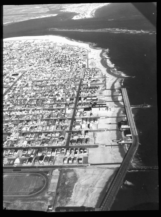 Initial construction of the the New Jersey Shore Protection, Great Egg Harbor and Peck Beach, (Ocean City), NJ project was completed in 1992. The project undergoes periodic nourishment on a 3-year cycle.