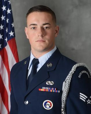 Senior Airman Truston Davis