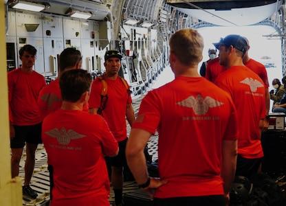 Team Hickam supports NASA's Human Space Flight Program
