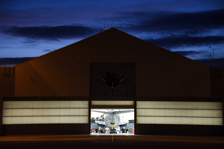 Night Shift: 171st Air Refueling Wing Maintainers