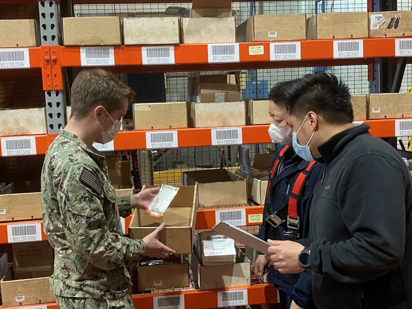 DLA Distribution supports troops, federal agencies while protecting employees during COVID-19