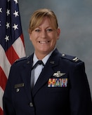 Col. Jennifer A. Fitch official biography photo
