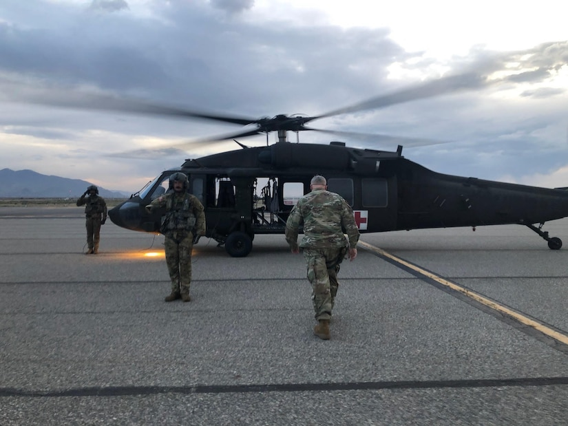 Approximately 200 Utah National Guard members have been activated by order of Utah Governor, Gary R. Herber, to assist local law enforcement agencies in response to violence and looting in downtown Salt Lake City to deter criminal activity and protect life and property.