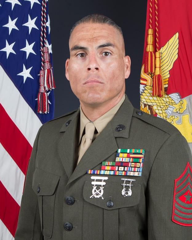 Sergeant Major, 2nd Battalion, 24th Marine Regiment