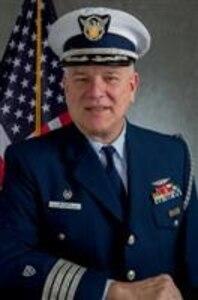 Photo of Commodore Alex Malewski