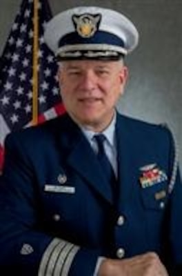 Photo of Commodore Alex Malewski