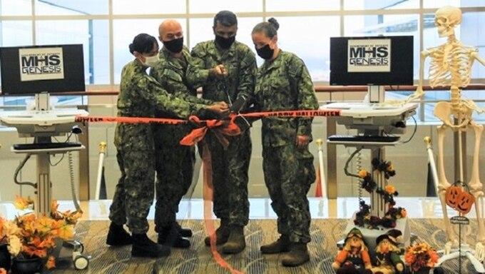 MHS GENESIS Goes Live at Naval Hospital Camp Pendleton