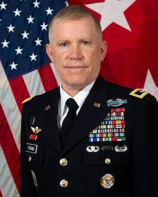 Major General Patrick D. Frank