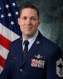 CMSgt. Michael J. Rozneck's official photo.