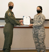 Peguero promoted to staff sergeant