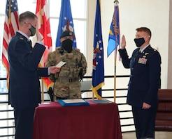 Elliott promoted to major