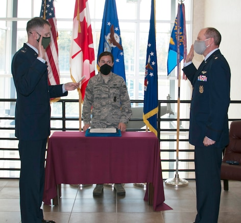 Dour promoted to lieutenant colonel