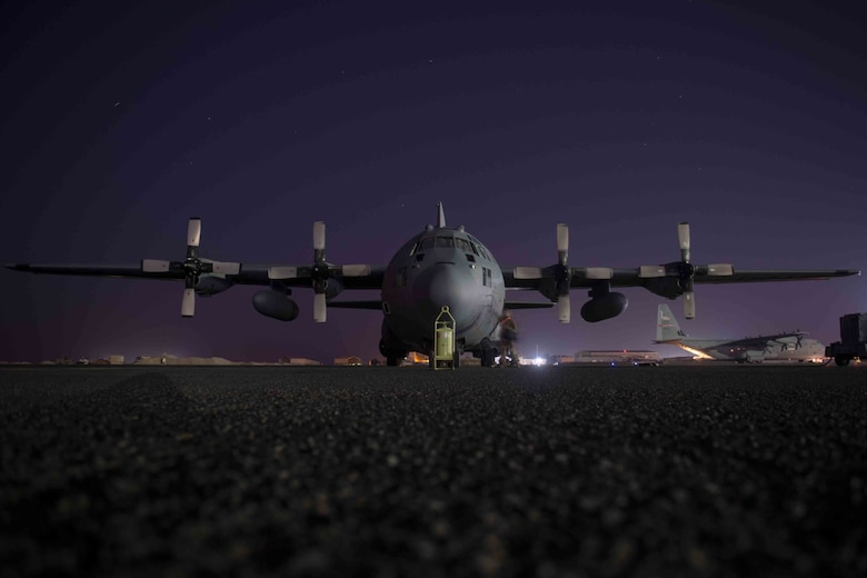 U.S. Air Force and Army work together for CENTCOM Air and Missile Defense Exercise