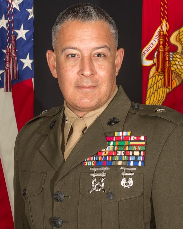 Brigadier General Adam L. Chalkley, Assistant Deputy Commandant for Installations and Logistics (Logistics Division)