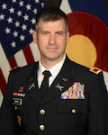 Colorado Guardsman U.S. Army Brig. Gen. select Robert Davis serves as assistant deputy chief of staff, Mobilization and Reserve Affairs, U.S. Army Forces Command at Fort Bragg, North Carolina. The Adjutant General of Colorado, U.S. Army Brig Gen. Laura Clellan, will pin Davis in a formal ceremony at Joint Force Headquarters, Centennial, Colorado, Nov. 7, 2020. (Photo courtesy Colorado National Guard)