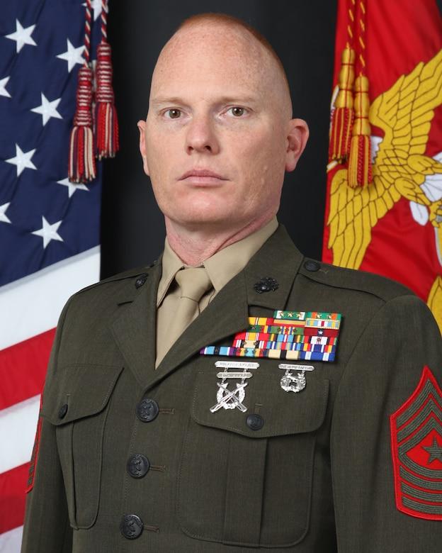 Sergeant Major James I. Petty