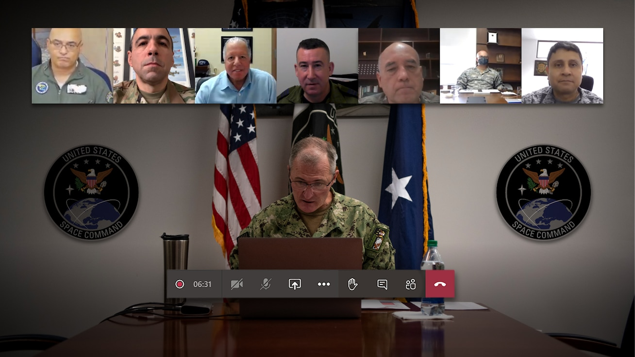 In a historic virtual event, six nations of the Americas gathered to focus on coordination, cooperation and collaboration for space research and development opportunities.