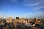 Photo of downtown El Paso