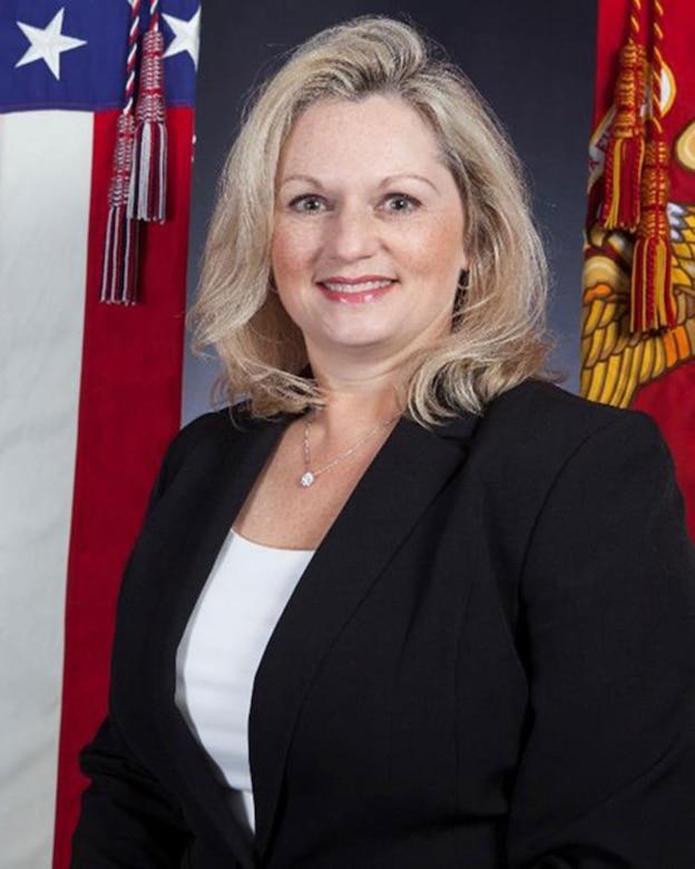 SES Deline 'Dee' R. Reardon, Assistant Deputy Commandant, Installations and Logistics