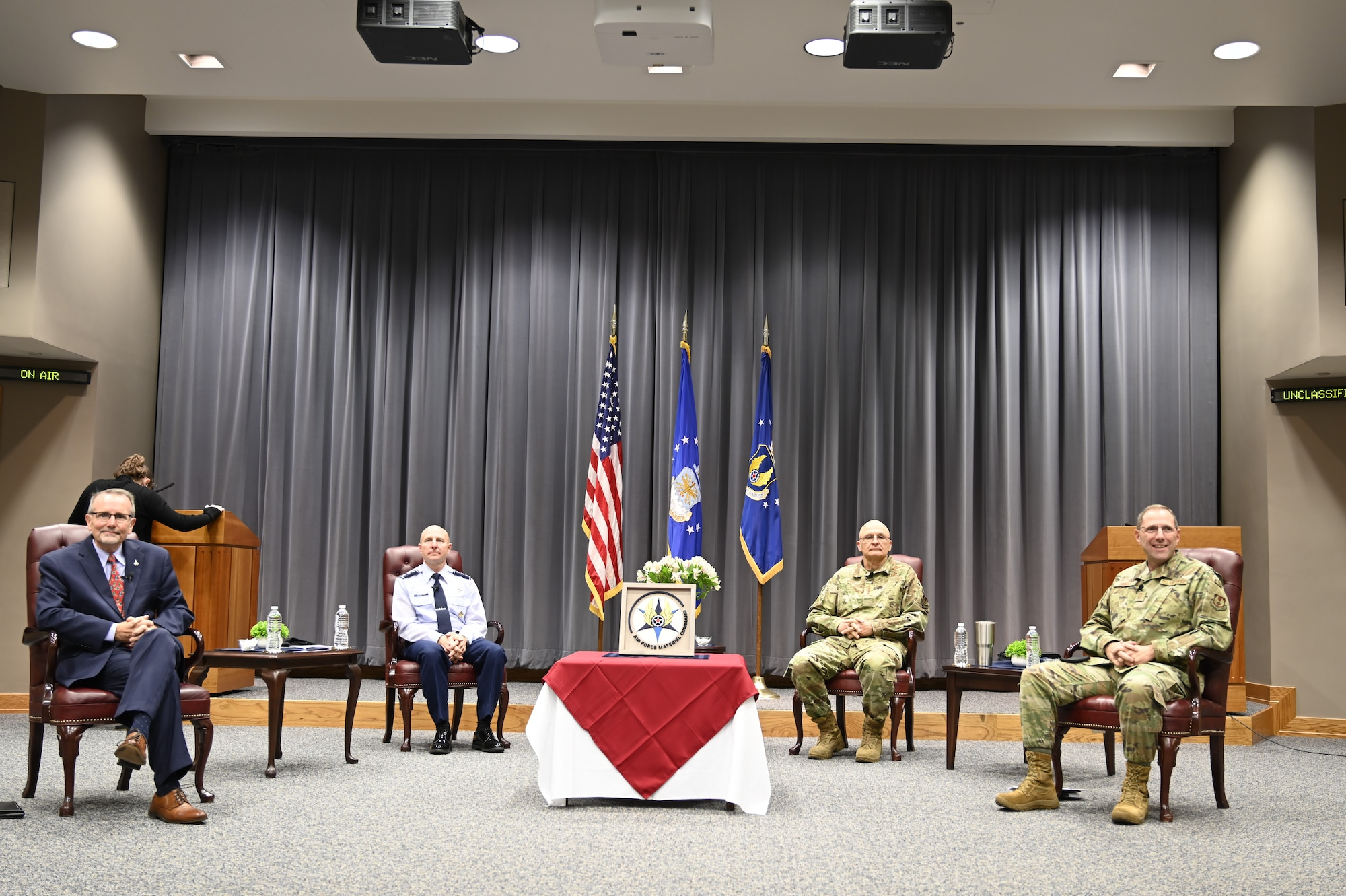 Leadership panel photo