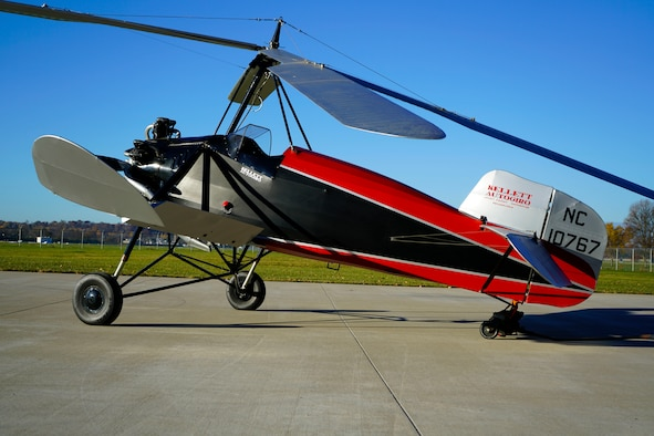 Kellet K-2/K-3 Autogiro