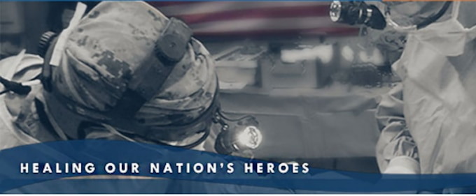Since our founding in 1941, our mission is to heal our nation's heroes: active duty, family members, and retired service member