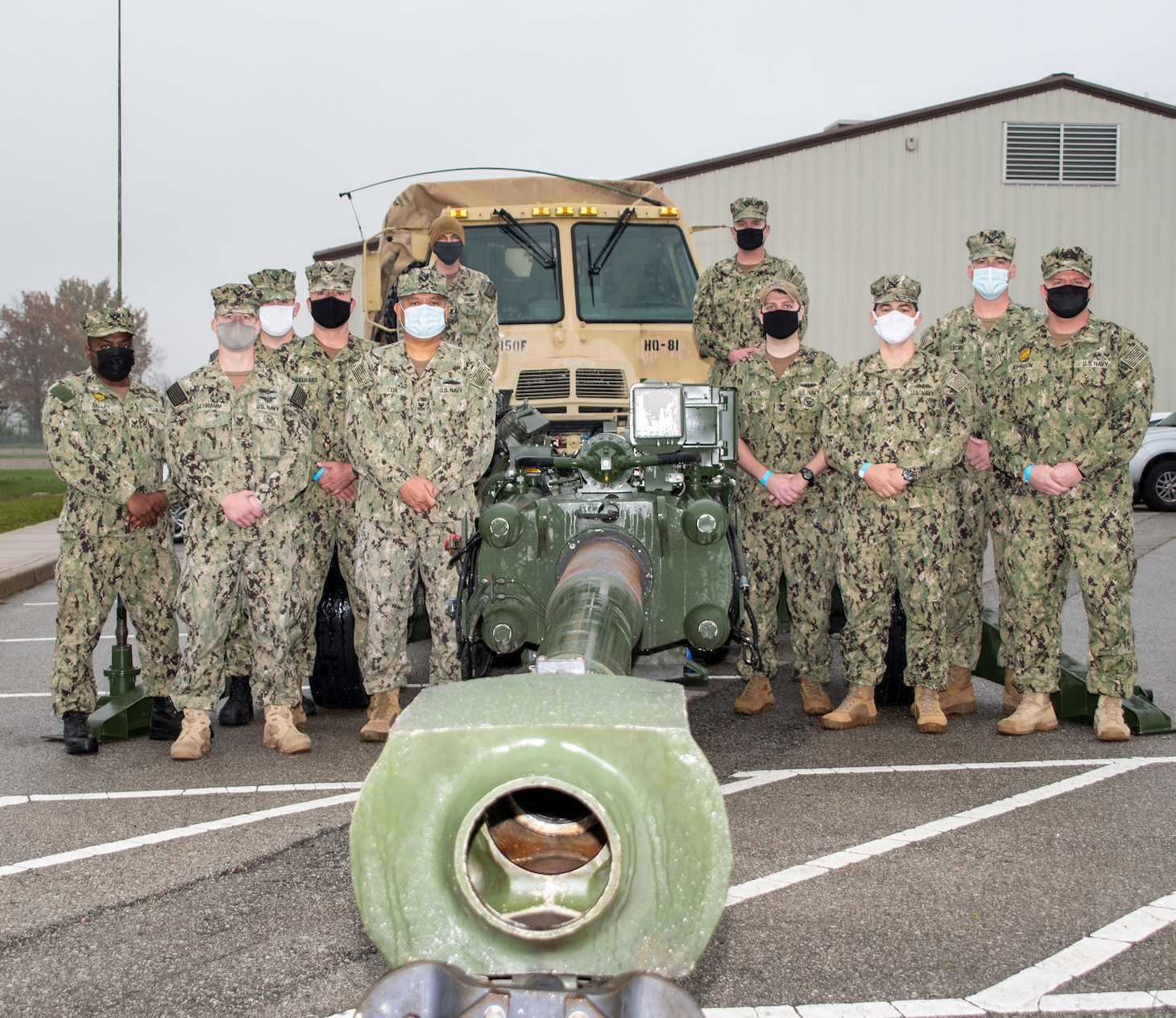 Reservist support exercise Bold Quest