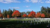 NH Veterans Cemetery will conduct a Veterans Day ceremony that's closed to the public. It can be viewed remotely from their official Facebook page.