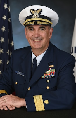 Photo of Rear Admiral Shannon Gilreath