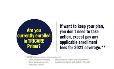 With TRICARE Open Season 2020 around the corner, now is the time to check your eligibility. To learn more, visit: www.tricare.mil/OpenSeason20.
