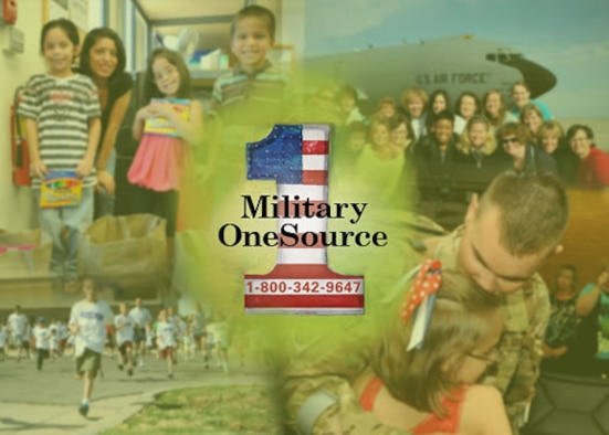 Military OneSource is a free service provided by the Department of Defense to service members and their families. They help with a broad range of concerns including money management, parenting and child care, deployment, relocation, reunion, spouse employment and education and the concerns of families with special-needs members. For more information about what Military OneSource offers, call 1-800-342-9647 or visit www.militaryonesource.mil. (Courtesy graphic)