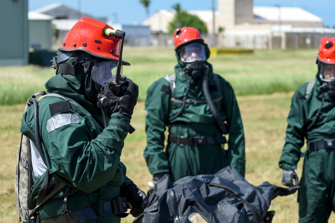 PRANG FSRT Airmen, ready to respond