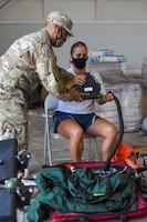 PRANG Fatality Search and Recovery Airmen, ready to respond