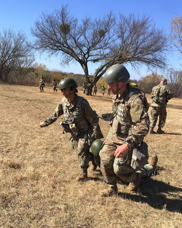 Fort Sill basic combat trainee rallies from life's cultural challenges
