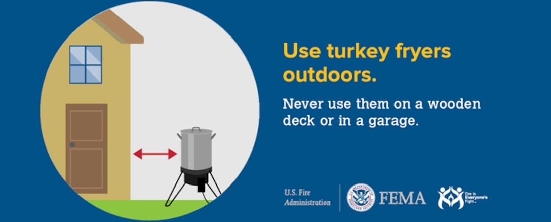 Giving thanks and spending a day with loved ones, friends, and neighbors is what this holiday is all about, but the Thanksgiving meal can lead to fires from the cooking process.