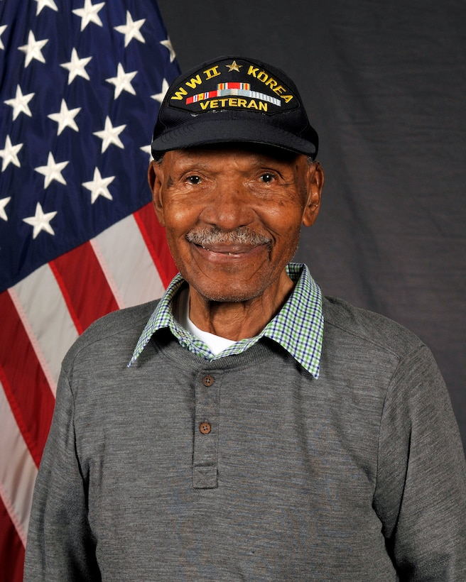 U.S. Army Retired Maj. Anthony Grant poses for a photo, Oct. 28, 2019 at Kadena Air Base, Japan. Grant has given 45 years of service between the Army and Air Force and now spends his time traveling the world