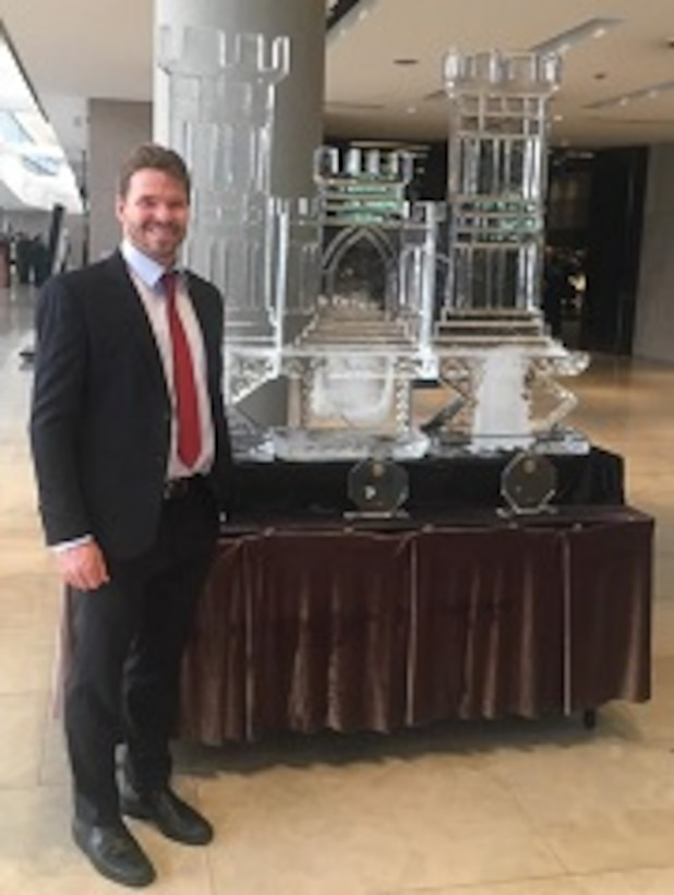 Chris Caywood, Far East District Design Branch Chief, will be leaving the organization for a new position with the National Aeronautics and Space Administration (NASA).