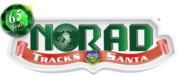 2020 NORAD Tracks Santa Logo