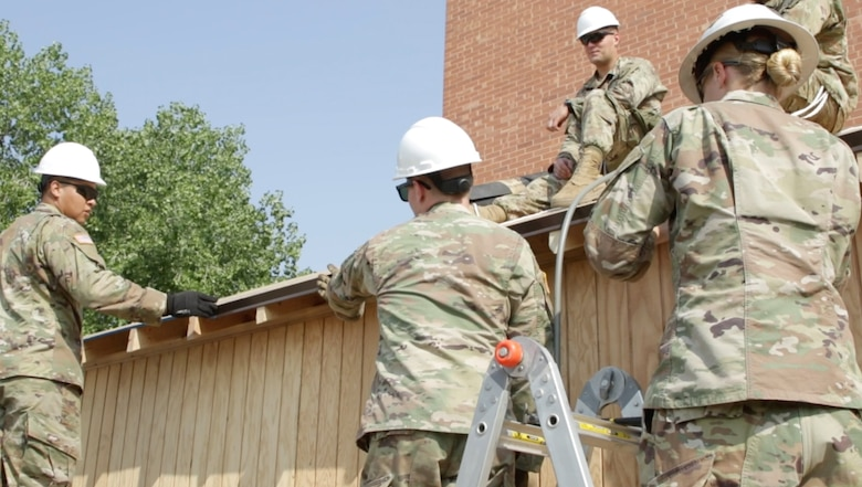 The Utah Army National Guard will cut you a paycheck while training you in a new skill that can be used in the civilian economy.