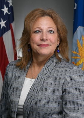 This is the official portrait of Dr. Yvette S. Weber.