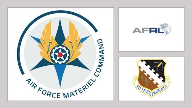 AFMC/AFTC/AFRL Graphic