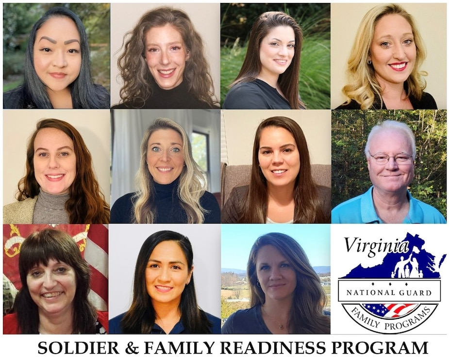 Virginia National Guard Soldier and Family Readiness Specialists provide assistance and non-medical case management to service members and families on a variety of subjects.