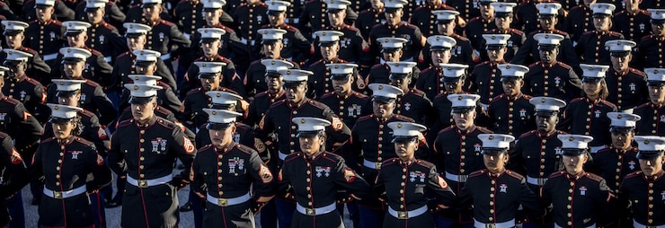 Marine Corps Recruiting on Facebook